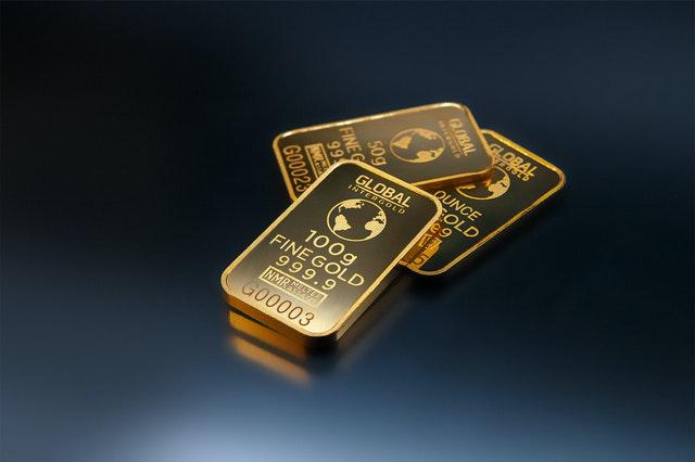 Vložte peníze do zlata